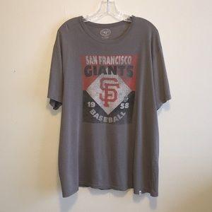 SF Giants Tshirt Size XL